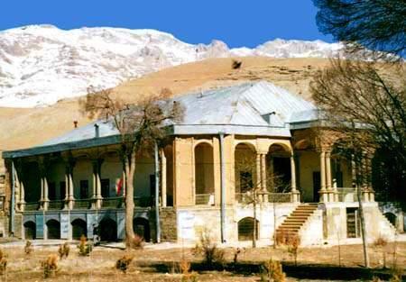 قلعه سردار اسد بختیاری جونقان